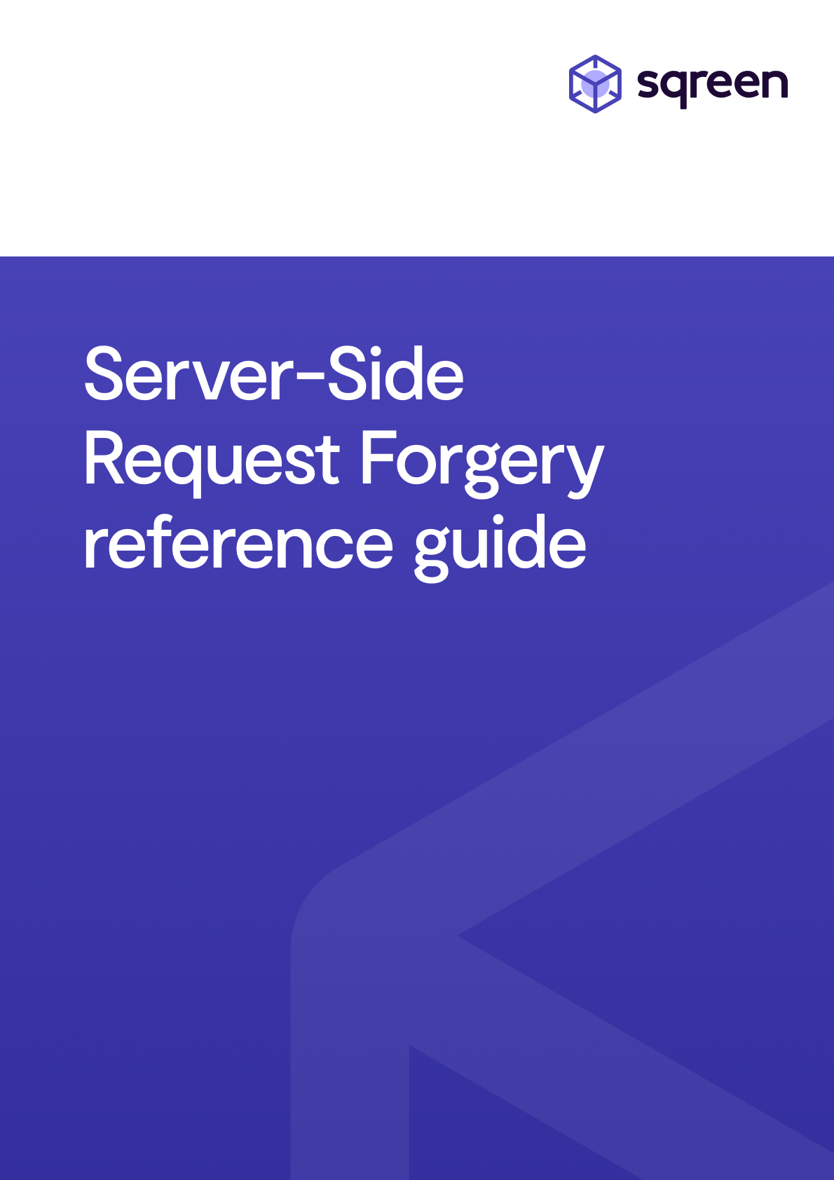 Server-Side Request Forgery reference guide