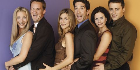Costume & Outfits for Chandler Bing, Joey Tribbiani, Monica Geller, Phoebe Buffay, Rachel Green, Ross Geller