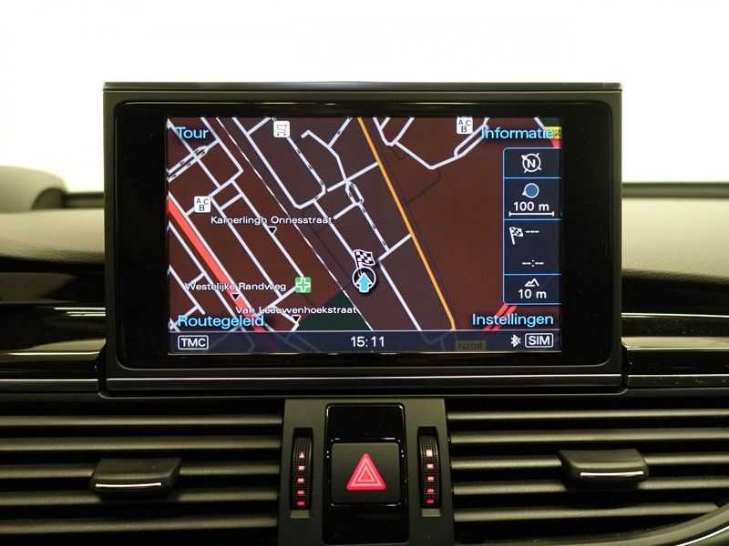 Audi A6 Avant 4.0 TFSI RS6 Quattro Performance 605pk Aut- B&O, Nightvision, Head-up, Orig NL Auto! afbeelding 9