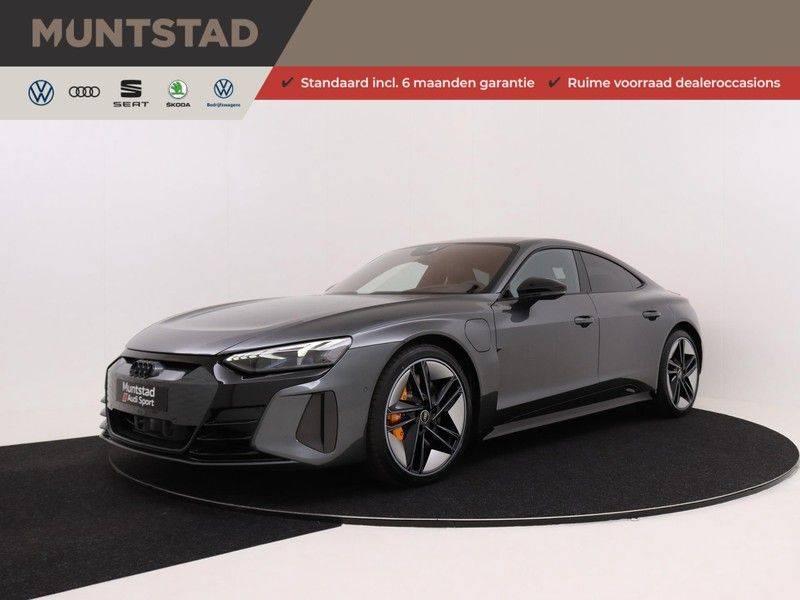 Audi e-tron GT RS EDITION ONE   646 PK   Matrix LED   360 Camera   Carbon   Head-Up   B&O Sound   Stoelventilatie/verwarming/massage   afbeelding 1