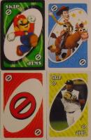 Uno Skip Cards