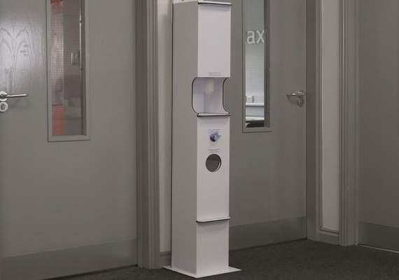 SafeSite Slimline Handwash Station