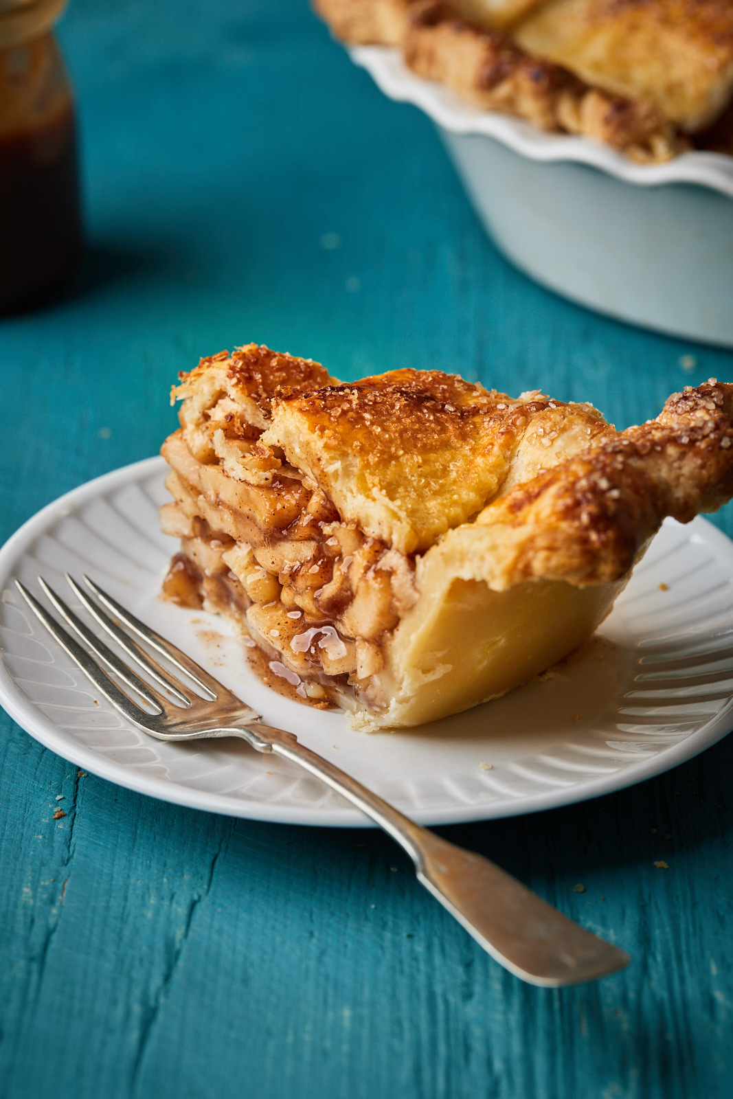 Classic Homemade Apple Pie