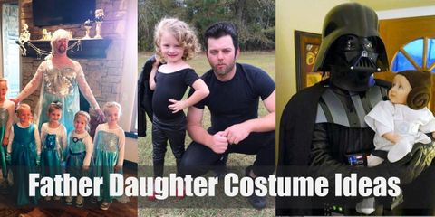 Make this Halloween special for Daddy's little girl!