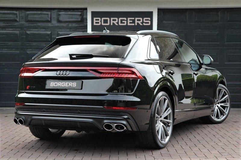Audi SQ8 4.0 TFSI SPORT.DIFF+HEAD-UP+ALCANTAR.HEMEL+23INCH afbeelding 5