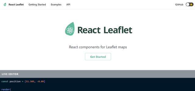 React-Leaflet