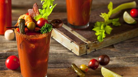 Sweet Heat Bloody Mary