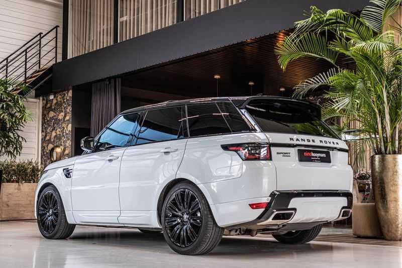 Land Rover Range Rover Sport 3.0 SDV6 HSE Dynamic | Panorama | Matrix-LED | Stuurwiel verwarmd afbeelding 7