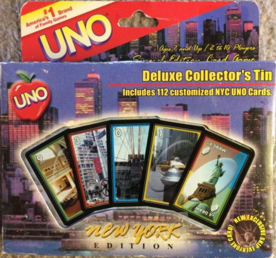 New York Uno (2001)