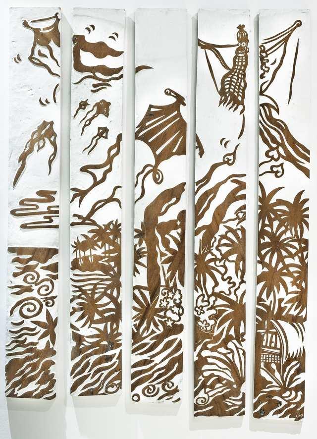 Woodblocks Carvings,