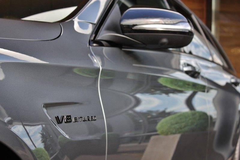 Mercedes-Benz C-Klasse C63 AMG 4.0 V8 Estate 476pk! **360°Camera/Burmester/Spoorassistent** afbeelding 12
