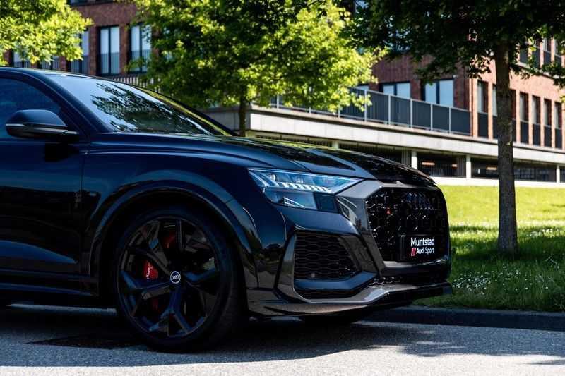Audi RSQ8 4.0 TFSI RS Q8 quattro RS Dynamic+ designpakket   Carbon Package   360 camera   B&O Advanced   Pano   Beschikbaar vanaf Augustus 2021!! afbeelding 8