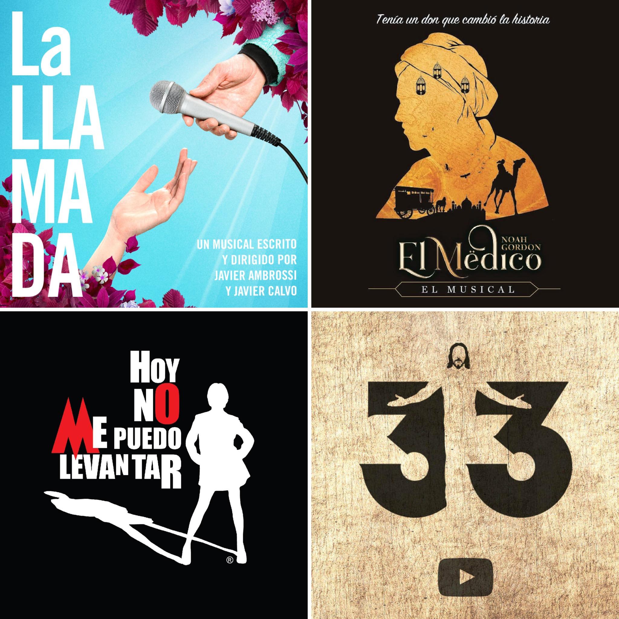 """Imagen de Programa 33. """"Musicales Made In Spain"""""""