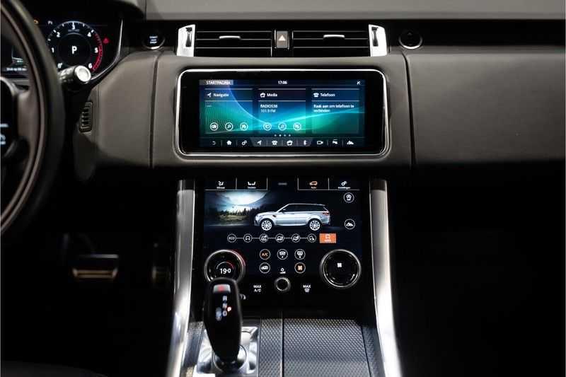 Land Rover Range Rover Sport 3.0 SDV6 HSE Dynamic BTW / ORG SatinBlack Matt / DEALER OND afbeelding 22