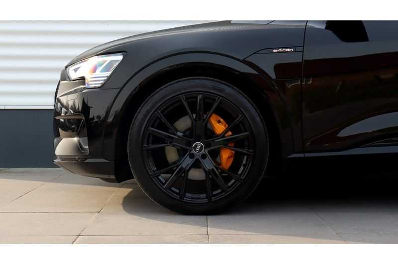Audi e-tron 55 quattro Advanced Bang & Olufsen, Panoramadak, Head-Up Display, Soft-Close afbeelding 2