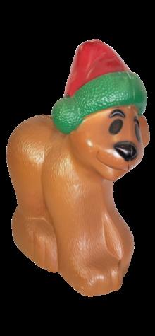 Brown Christmas Cub photo