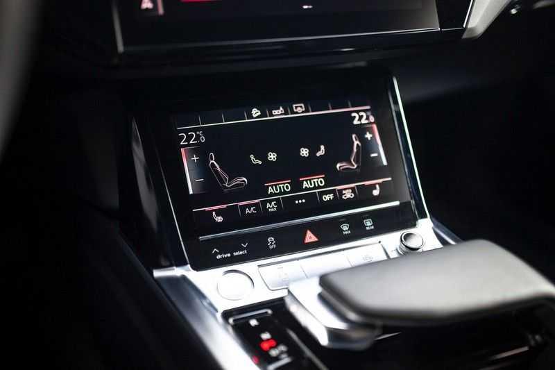 "Audi e-tron 55 Quattro *4% Bijtelling / Hulppakket Stad & Tour / 22"" / Topview* afbeelding 18"
