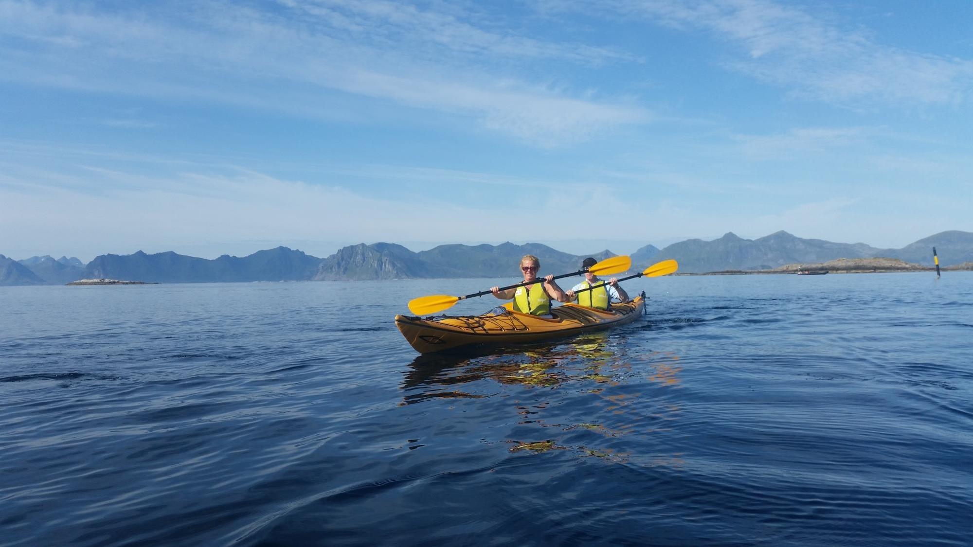 Activities Lofoten Anker Brygge