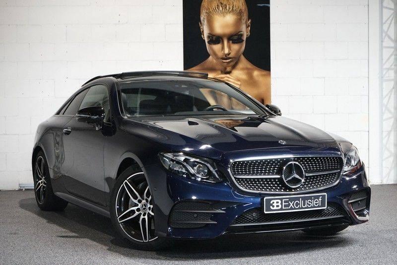 Mercedes-Benz E-Klasse Coupé 200 Premium Plus AMG, Pano, Burmester afbeelding 1