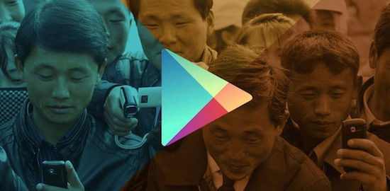 Google Play is NOT the place to be in China, 'App in China' connects you to Top 20 Chinese Android App Stores