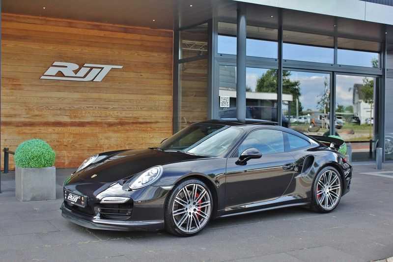 Porsche 911 3.8 Turbo 520pk PDK **E.dak/PCM/Carbon/Bose** afbeelding 10