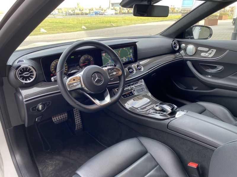 Mercedes-Benz E-Klasse Cabrio 350 AMG   Carbon   Burmester   360º   Night pakket afbeelding 8