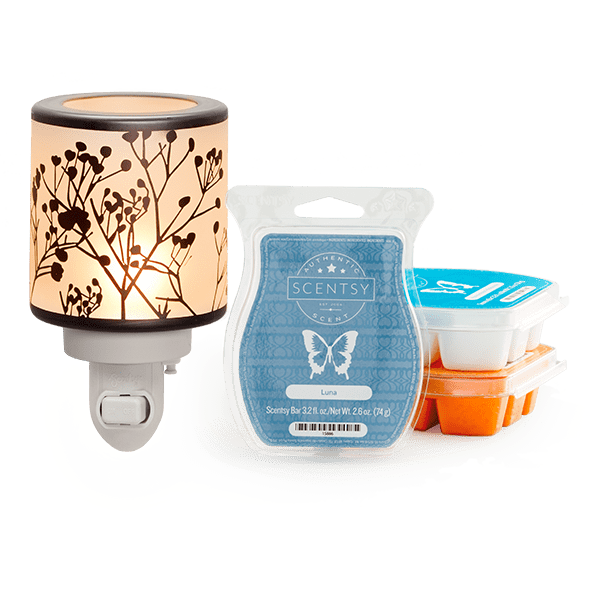 Scentsy System - $26 Warmer