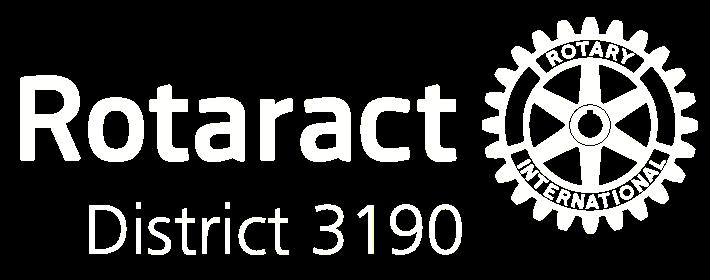 Rotaract 3190 Masterbrand - White