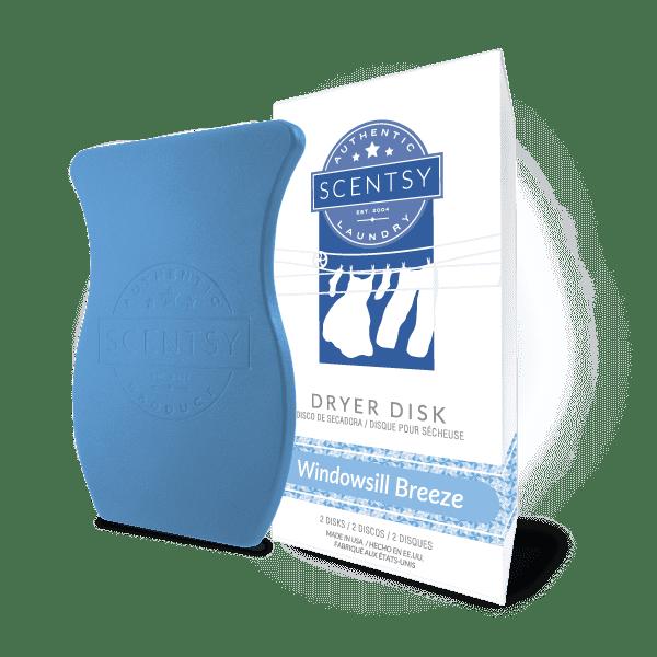 Windowsill Breeze Dryer Disks