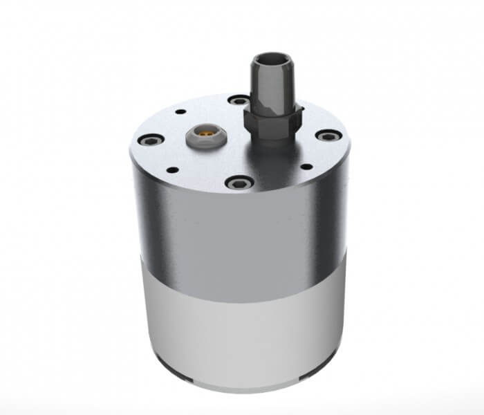 EMAT Normal Beam High Temperature Sensor