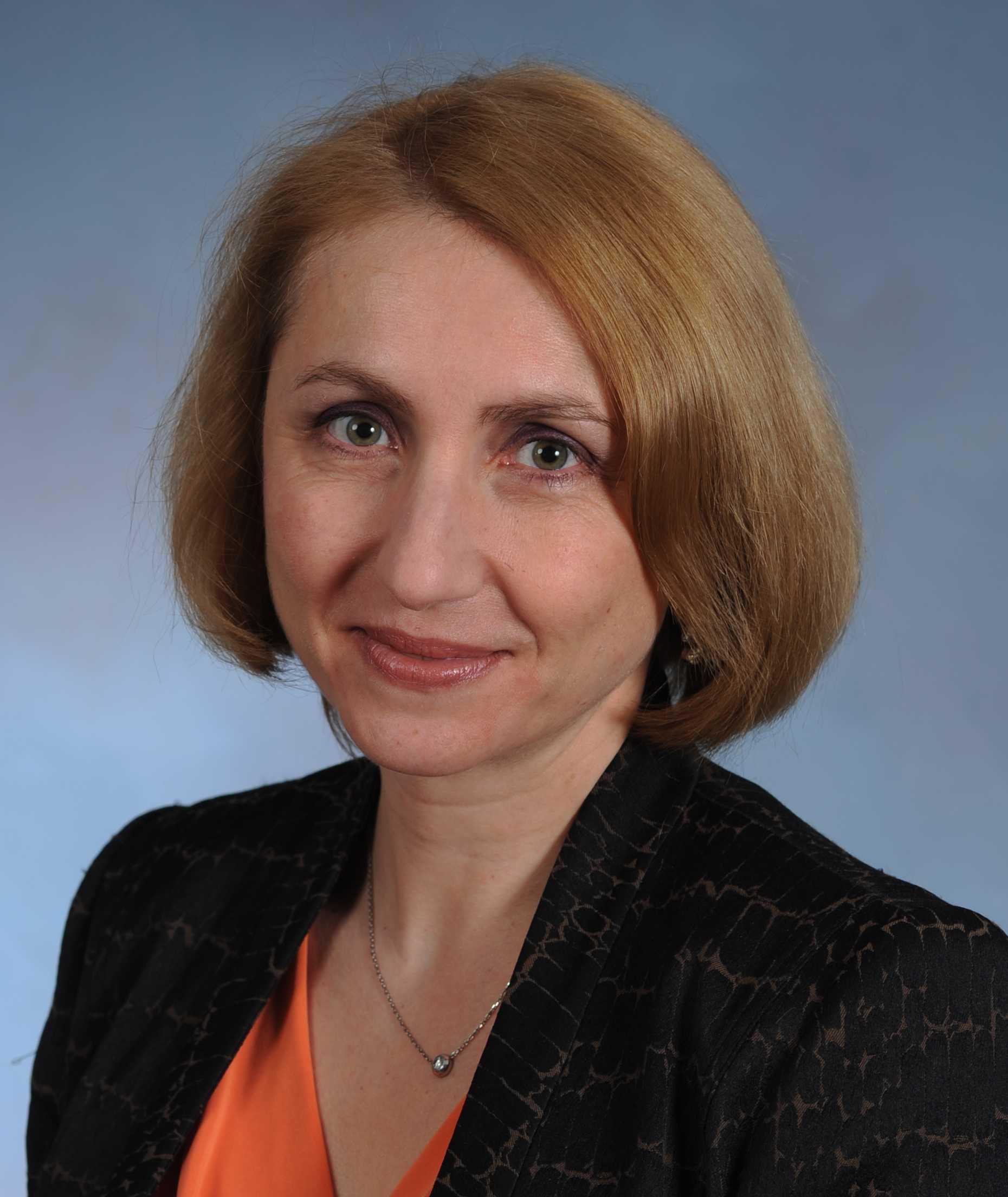 Inna Kuznetsova, CEO of 1010data