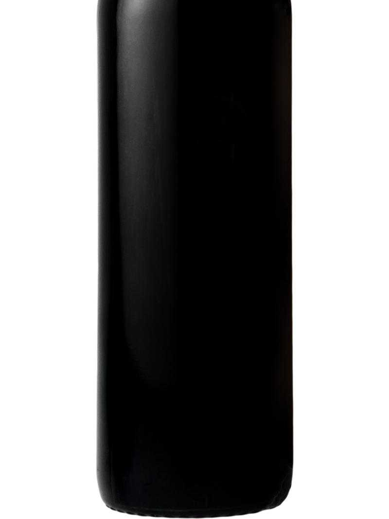 Blank red wine bottle for custom etching