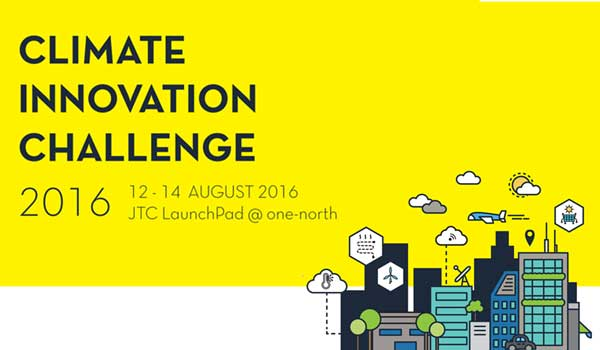 Climate Innovation Challenge 2016