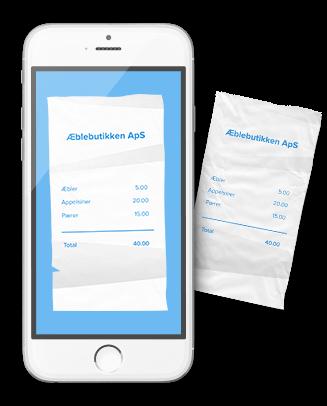 Billy Regnskabsprogram og iPhone tilbehør