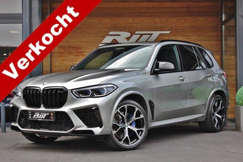 BMW X5 M Competition 4.4 V8 626pk **Pano./ACC/Elek.Trekhaak/HUD/Softclose** afbeelding 1