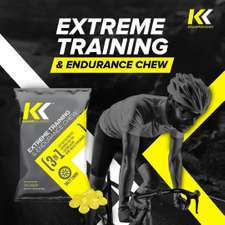 Kickstart your training routine with @KrampKrushers 3 in 1 performance formula!💪💯⠀ Packed with electrolytes and sea salt to start strong, finish strong and recover quicker⚡️⠀ How do you #FuelYourPace?💛⠀ #krampkrushers #energy #nomorecramps #workout #exercise #goodchoices #electrolytes #energy #power #lemon #Thursday #thursdaymotivation #thursdaythoughts
