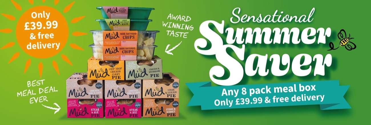 Sensational summer saver, 8-packs