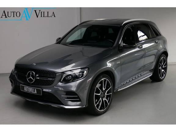 Mercedes-Benz GLC 43 AMG 4MATIC