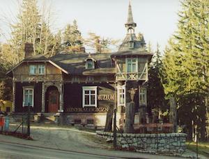 Atrakcja Muzeum Minearologiczne. Pod Smerkami - Szklarska Poręba   Domki, Pokoje, Nocleg