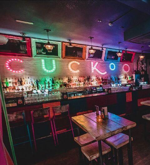Cuckoo bar Leeds