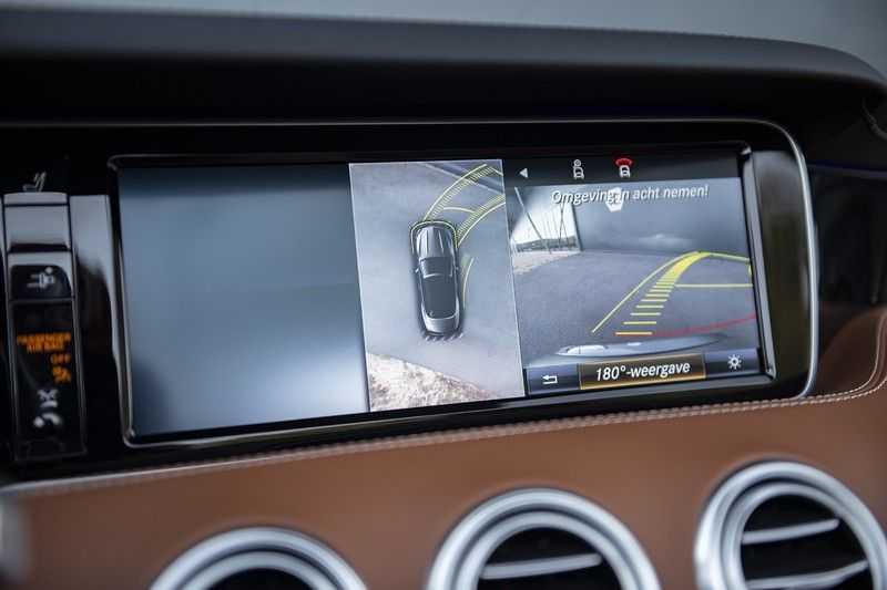 Mercedes-Benz S63 Cabrio 63 AMG 4Matic DISTRONIC + BTW + BURMESTER afbeelding 4
