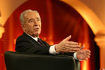 Doha Debate Special Event: Shimon Peres