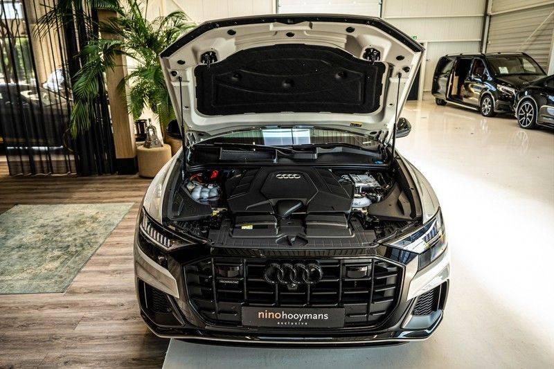 Audi Q8 60 TFSI e quattro Competition | Audi Exclusive | Massage | Head up | Leder Valcano | Tour | City | 360 | Nachtzicht | Pano| Soft afbeelding 24