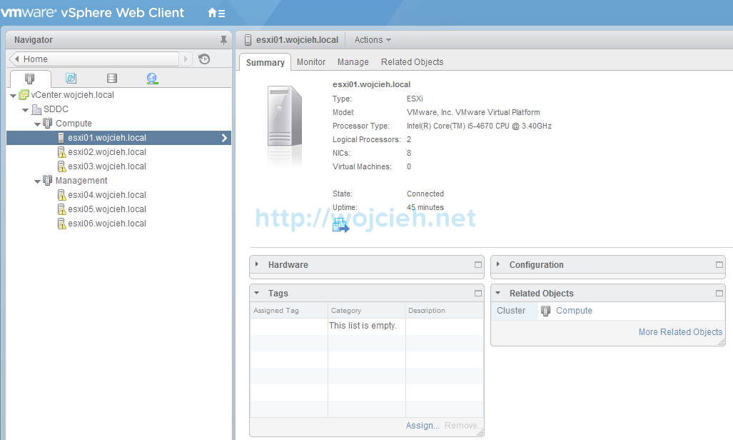 Change location of VMware ESXi System Logs to local or remote datastore - 3