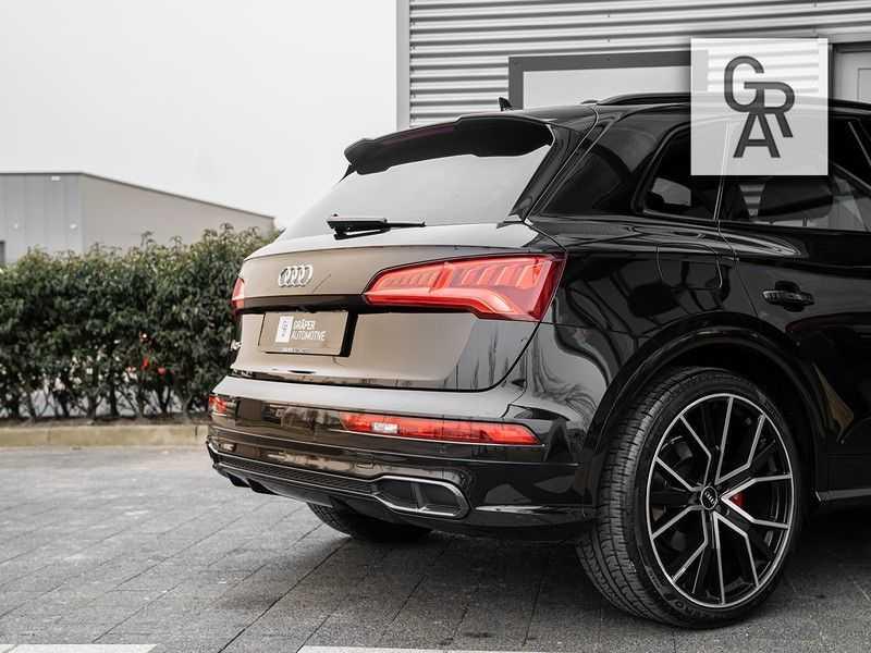 Audi SQ5 Panorama dak B&O Sportstoelen 3.0 TFSI SQ5 quattro Pro Line Plus afbeelding 13