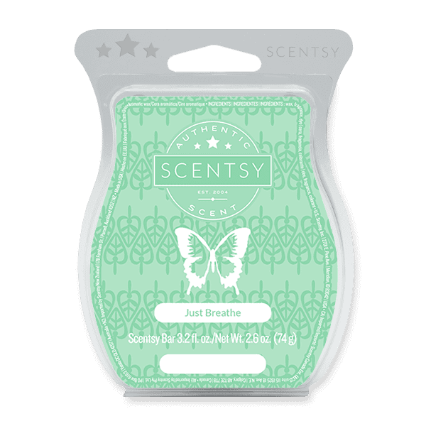 Picture of Just Breathe Scentsy Bar
