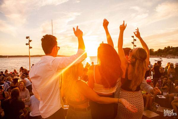 Yacht hire in Croatia, perfect for music lovers