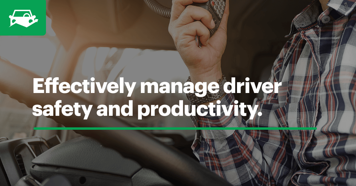 Driver management blog