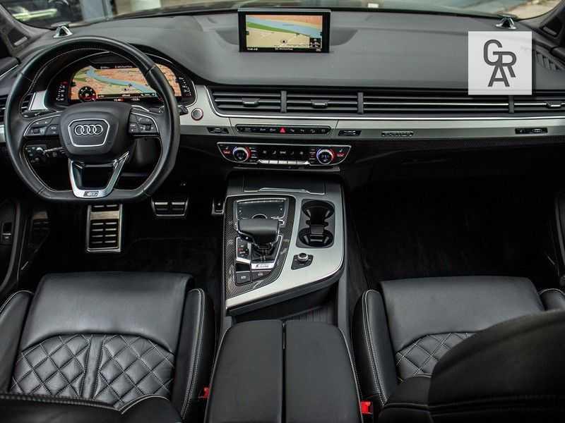 Audi SQ7 4.0 TDI SQ7 Quattro Pro Line S afbeelding 2