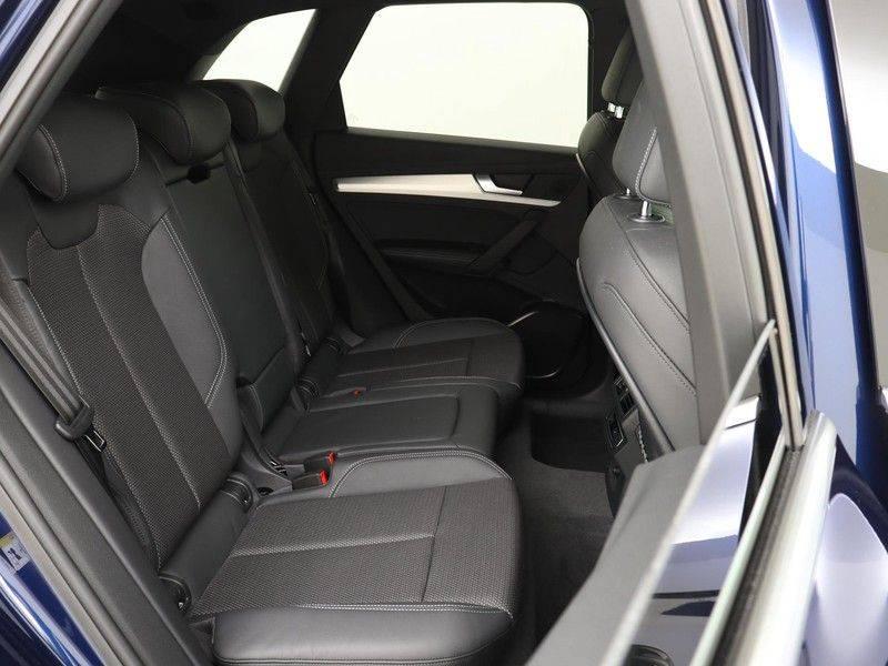 Audi Q5 50 TFSI e 299 pk quattro S edition   S-Line   Elektrisch verstelbare stoelen   Trekhaak wegklapbaar   Privacy Glass   Verwarmbare voorstoelen   Verlengde fabrieksgarantie afbeelding 24
